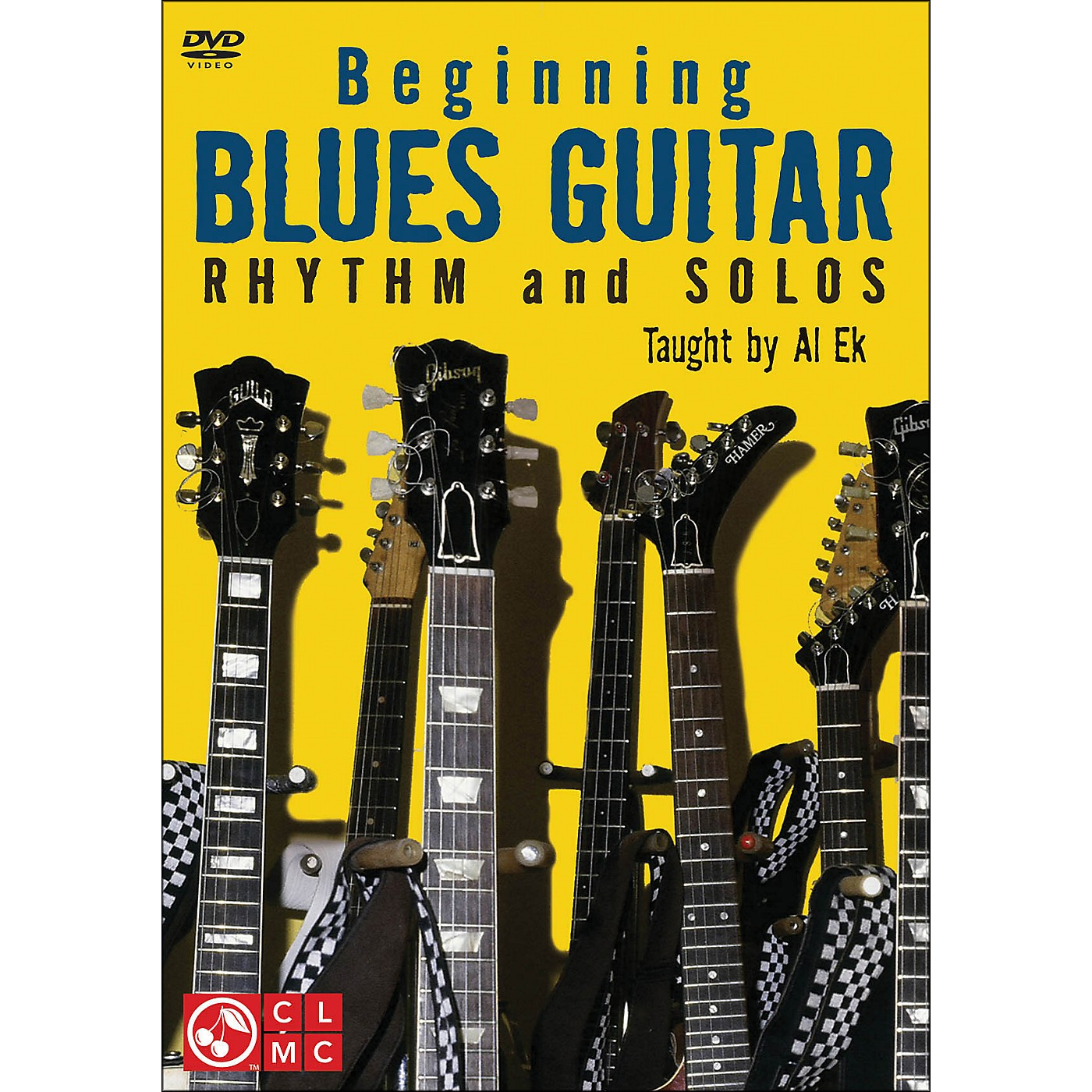 Cherry Lane Beginning Blues Guitar: Rhythm And Solos (DVD) thumbnail