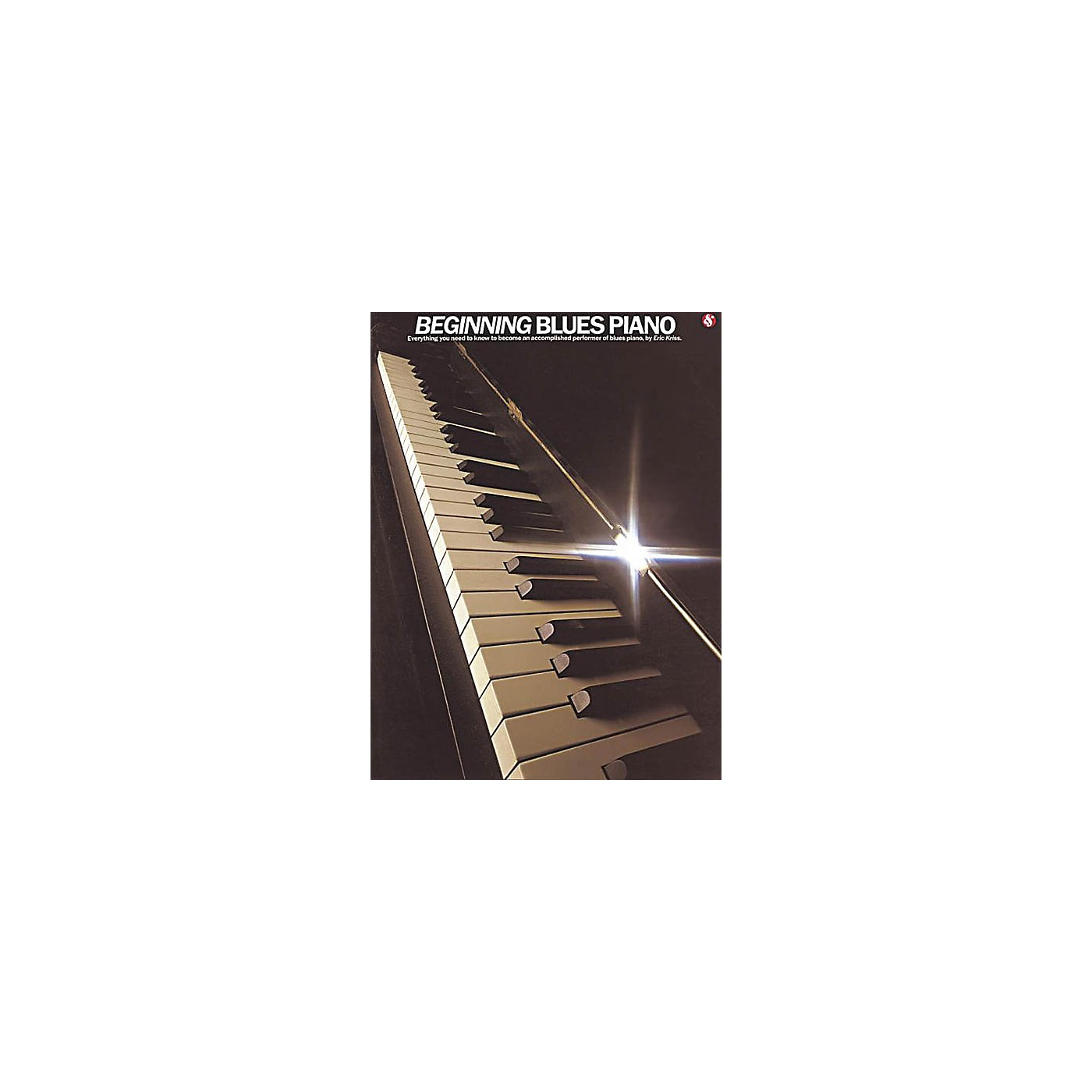 Music Sales Beginning Blues Piano Music Sales America Series Softcover Written by Eric Kriss thumbnail