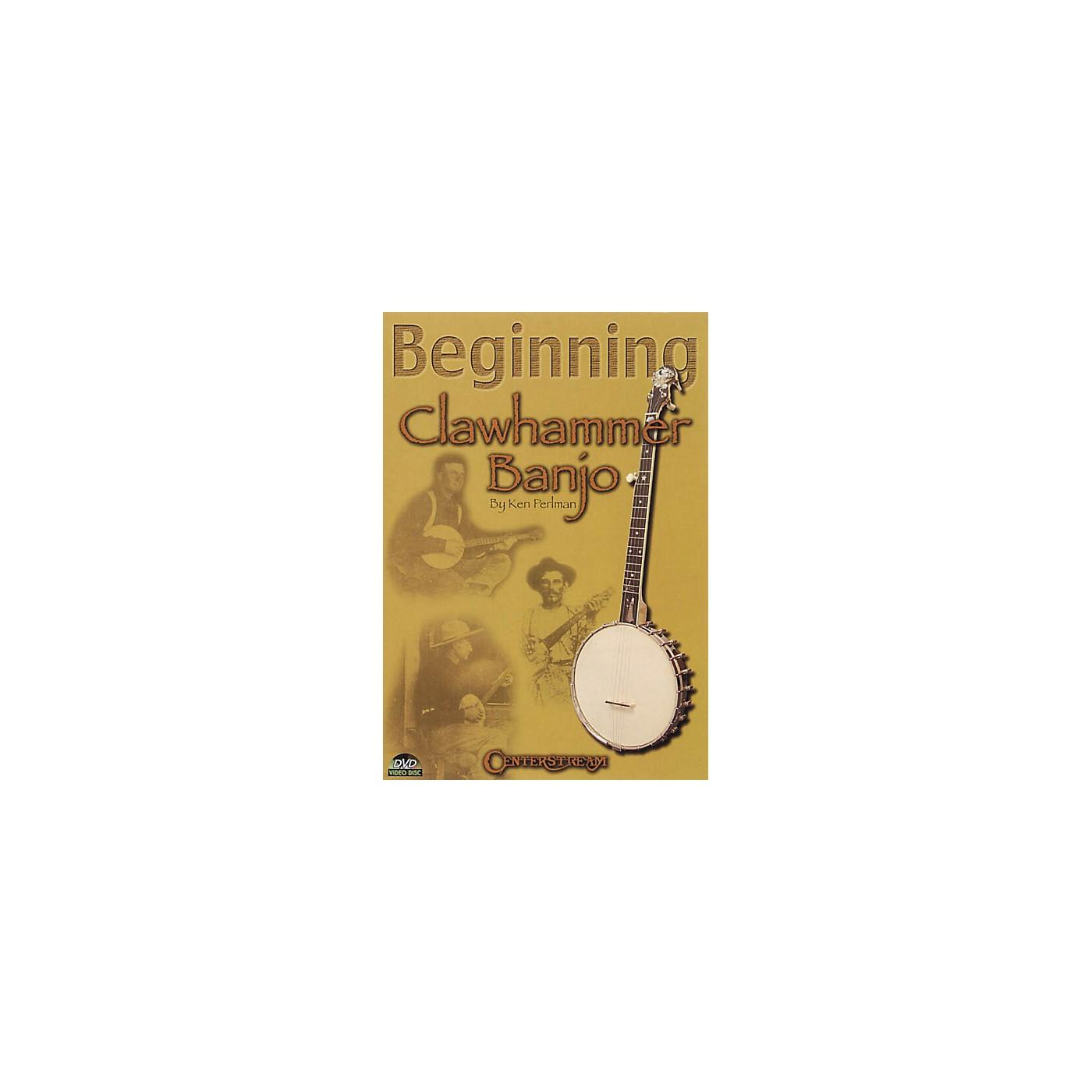 Centerstream Publishing Beginning Clawhammer Banjo (DVD) thumbnail