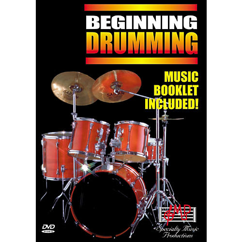 Specialty Music Productions Beginning Drumming (DVD) thumbnail