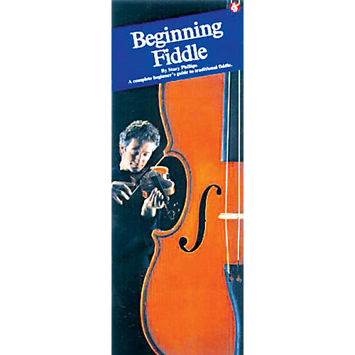Music Sales Beginning Fiddle (Compact Reference Library) Music Sales America Series Softcover by Stacy Phillips thumbnail