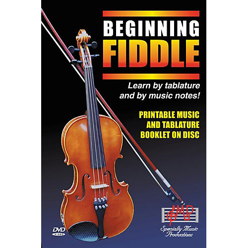 Specialty Music Productions Beginning Fiddle DVD thumbnail
