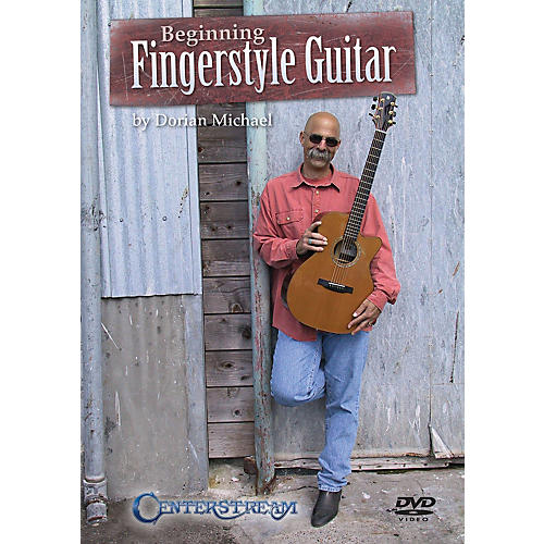 Centerstream Publishing Beginning Fingerstyle Guitar Instructional/Guitar/DVD Series DVD Performed by Dorian Michael thumbnail