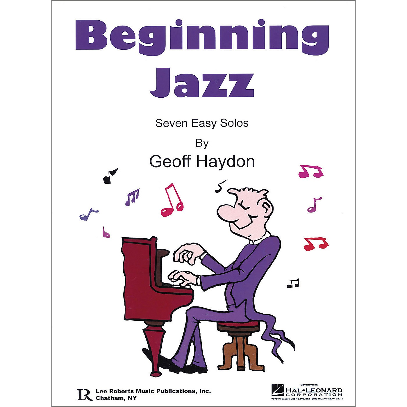Lee Roberts Beginning Jazz (Book and CD Package) thumbnail