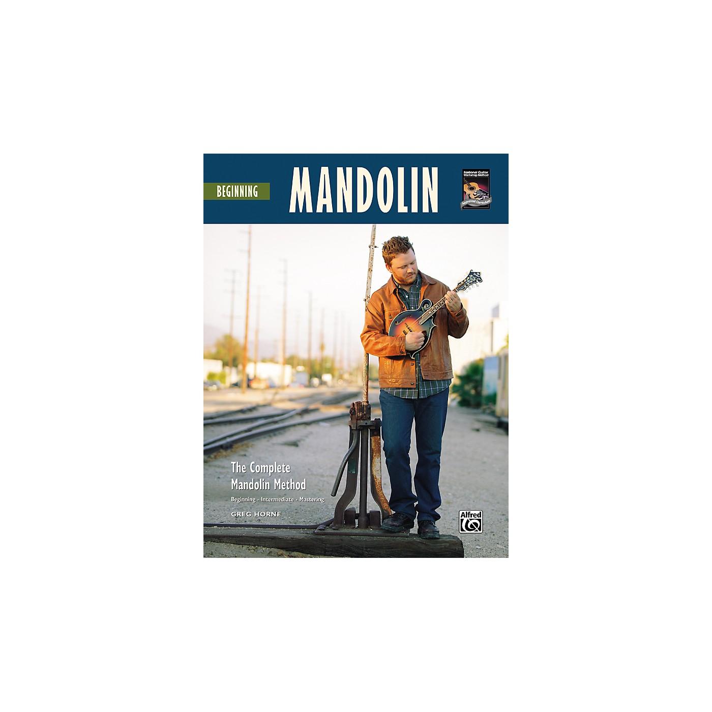 Alfred Beginning Mandolin (Book/CD) thumbnail