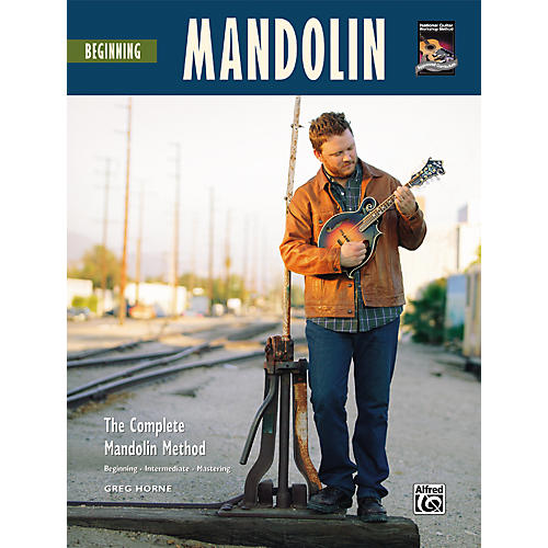 Alfred Beginning Mandolin (Book/CD) thumbnail
