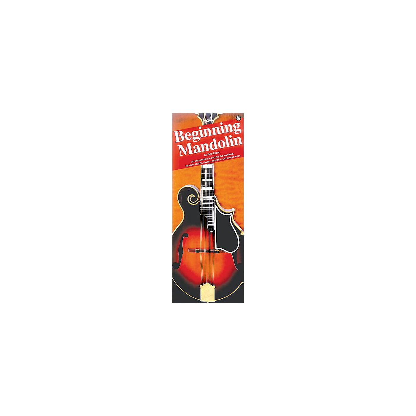 Music Sales Beginning Mandolin (Compact Reference Library) Music Sales America Series Softcover Written by Bob Grant thumbnail