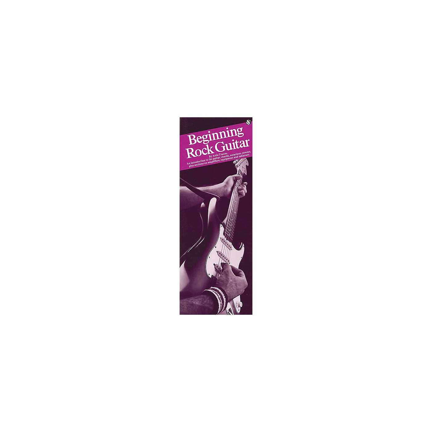 Music Sales Beginning Rock Guitar (Compact Reference Library) Music Sales America Series Softcover by Artie Traum thumbnail