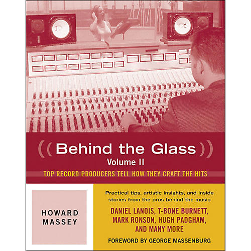 Backbeat Books Behind The Glass Volume II - Interviews with music producers thumbnail