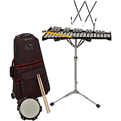 Sound Percussion Labs Bell Kit w/ Rolling Cart thumbnail