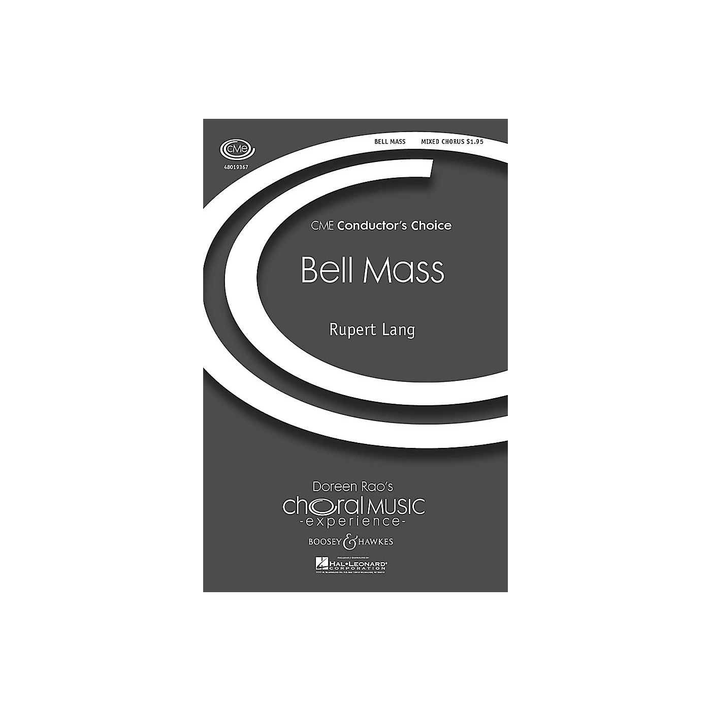 Boosey and Hawkes Bell Mass (CME Conductor's Choice) SATB composed by Rupert Lang thumbnail