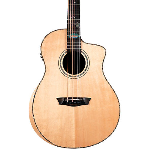 Washburn Bella Tono Allure SC56S Studio Acoustic-Electric Guitar thumbnail