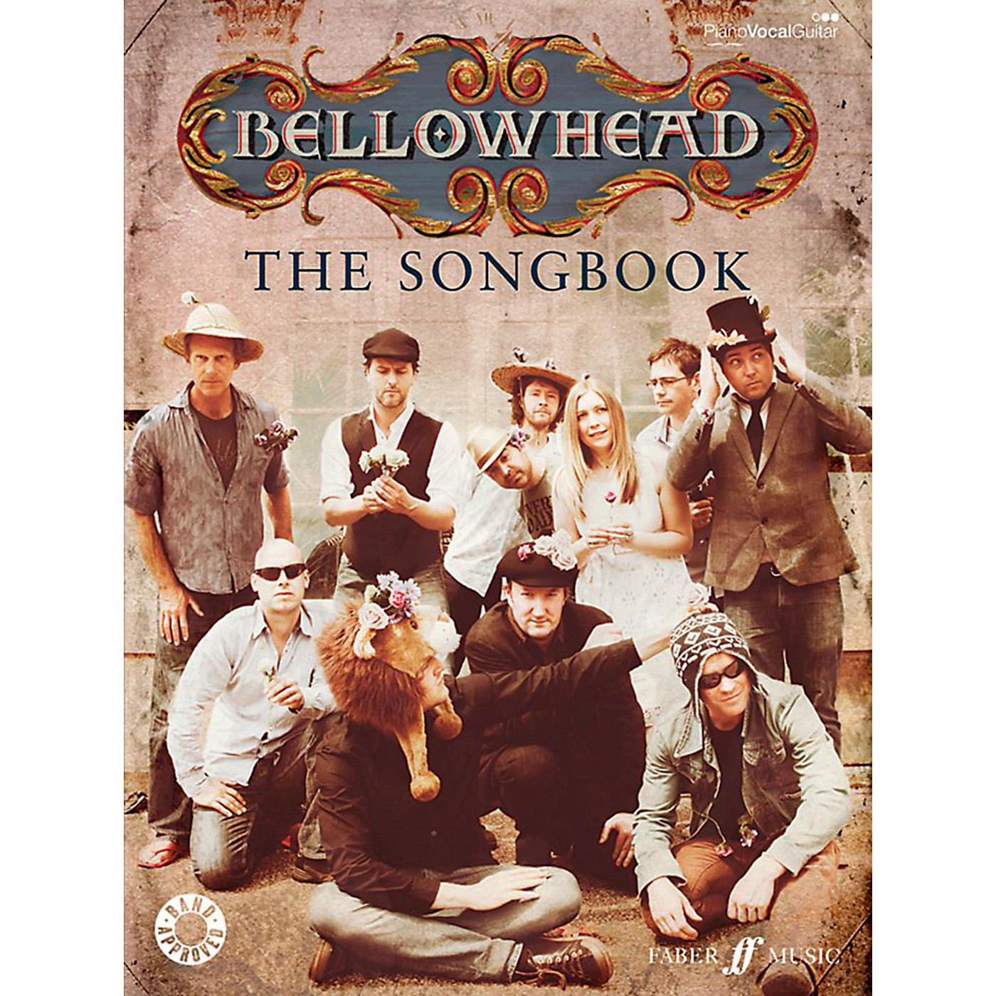 Alfred Bellowhead: The Songbook - Piano/Vocal/Guitar thumbnail