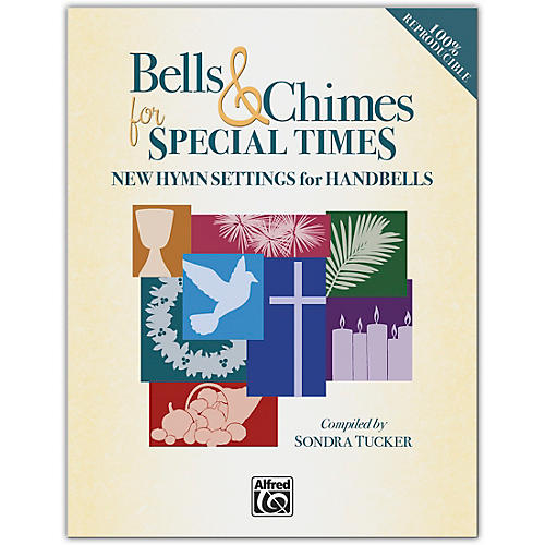 Alfred Bells & Chimes for Special Times Reproducible Book (3--5 Octaves) thumbnail
