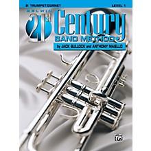 Alfred Belwin 21st Century Band Method Level 1 B-Flat Trumpet/Cornet Book
