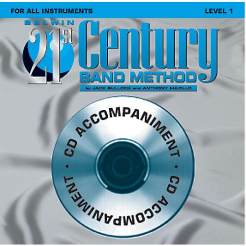 Alfred Belwin 21st Century Band Method Level 1 CD-thumbnail