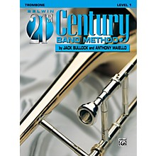 Alfred Belwin 21st Century Band Method Level 1 Trombone Book