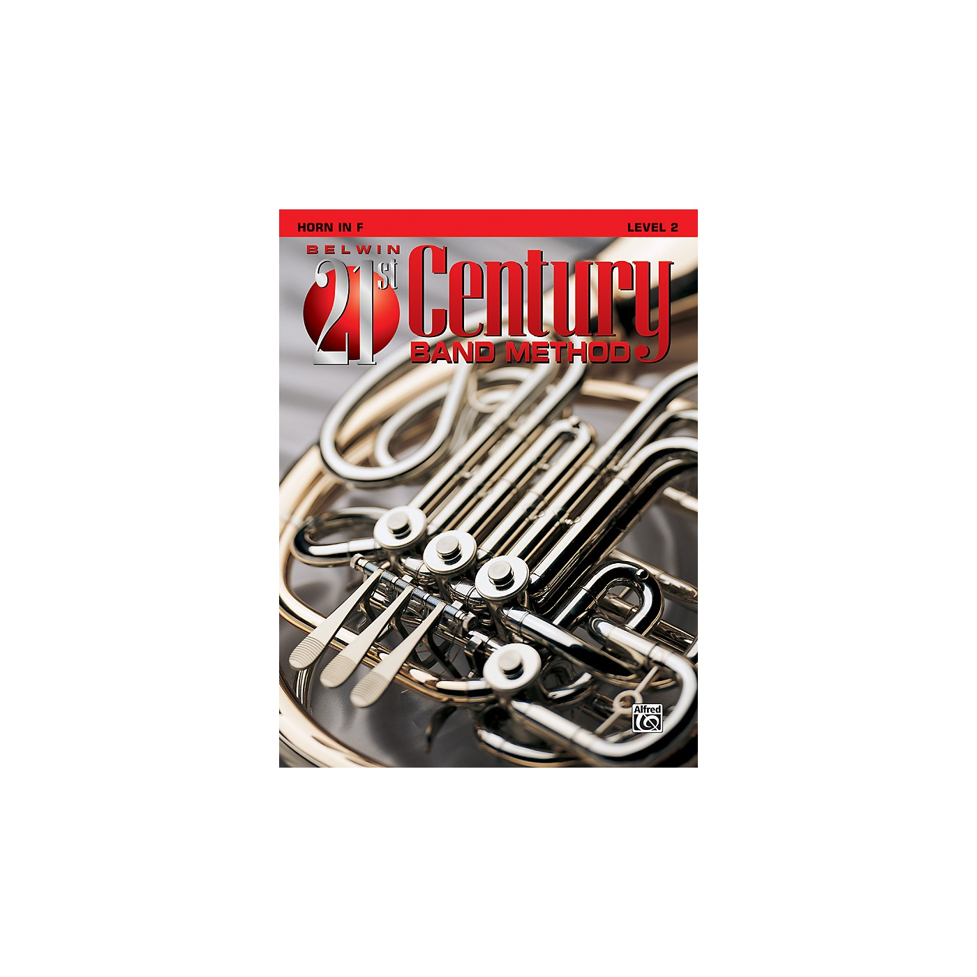 Alfred Belwin 21st Century Band Method Level 2 French Horn Book thumbnail