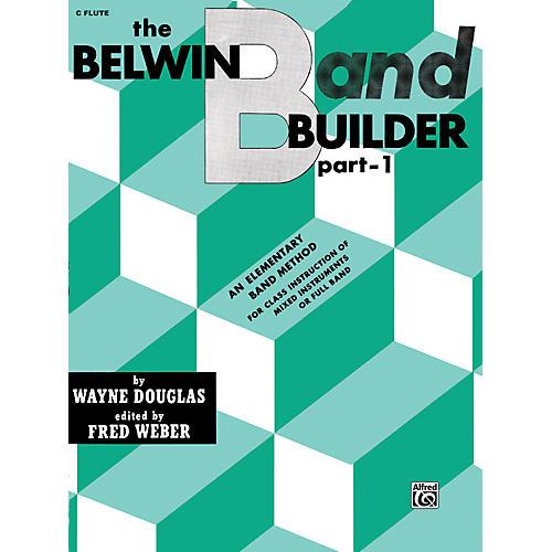 Alfred Belwin Band Builder Part 1 C Flute thumbnail