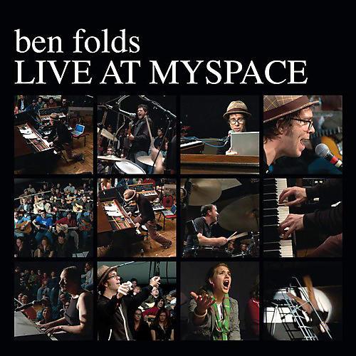 Alliance Ben Folds - Live At Myspace thumbnail