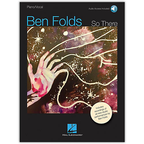 Hal Leonard Ben Folds - So There Book/Audio Online thumbnail