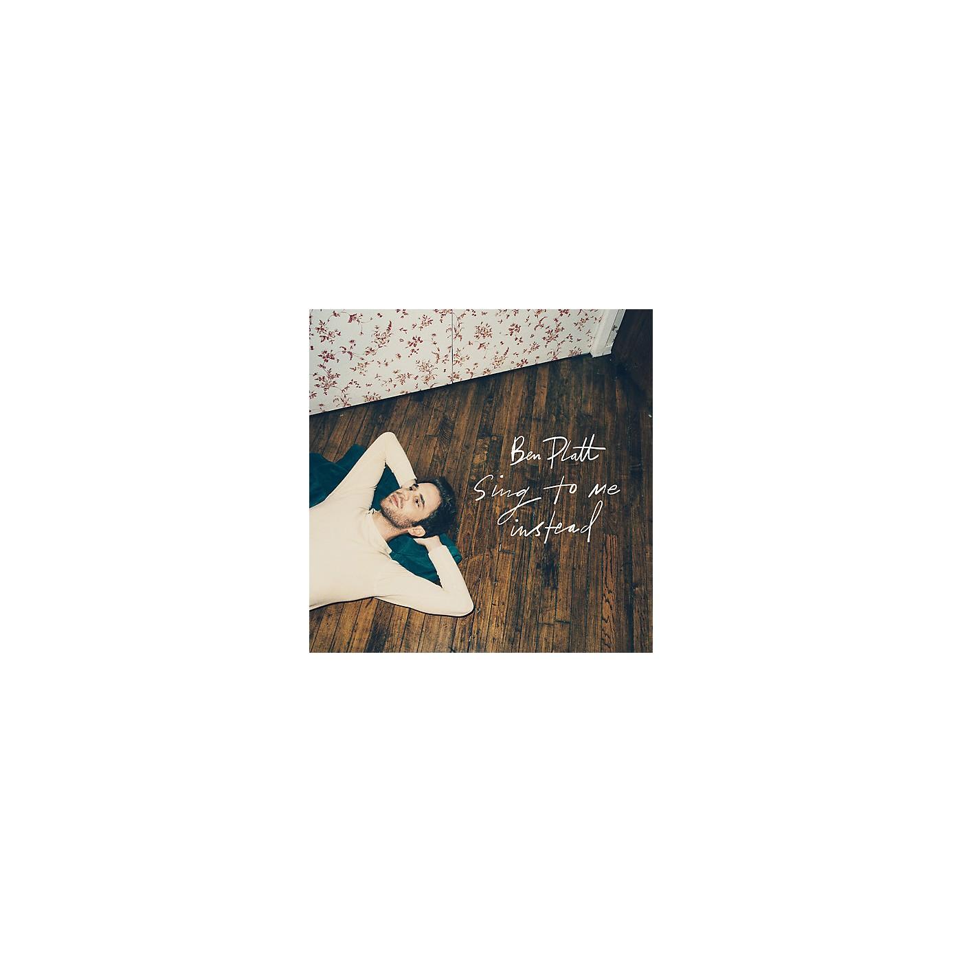 Alliance Ben Platt - Sing To Me Instead (CD) thumbnail