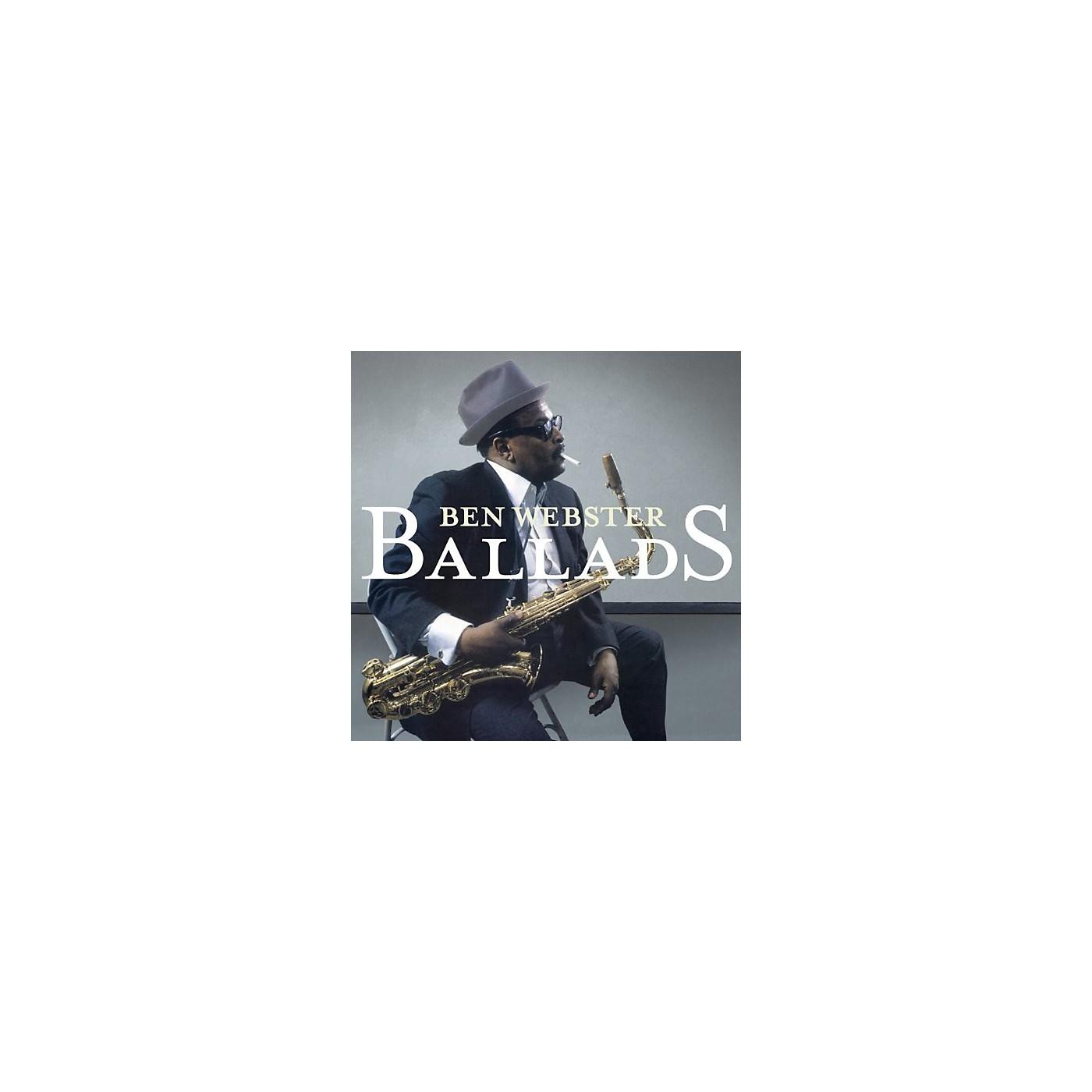 Alliance Ben Webster - Ballads thumbnail