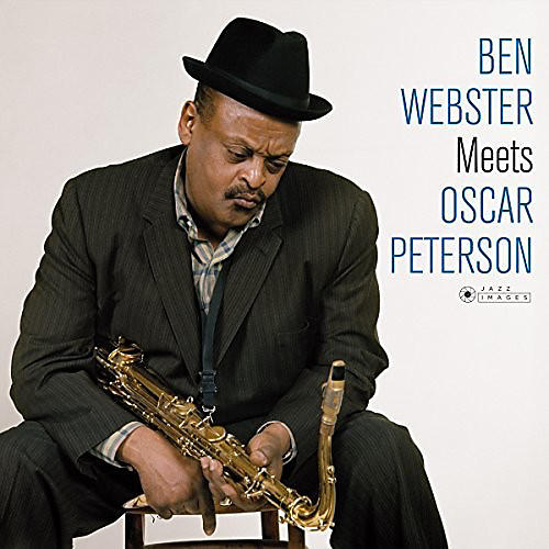 Alliance Ben Webster - Ben Webster Meets Oscar Peterson + 1 Bonus Track (Photo Cover ByJean-Pierre Leloir) thumbnail
