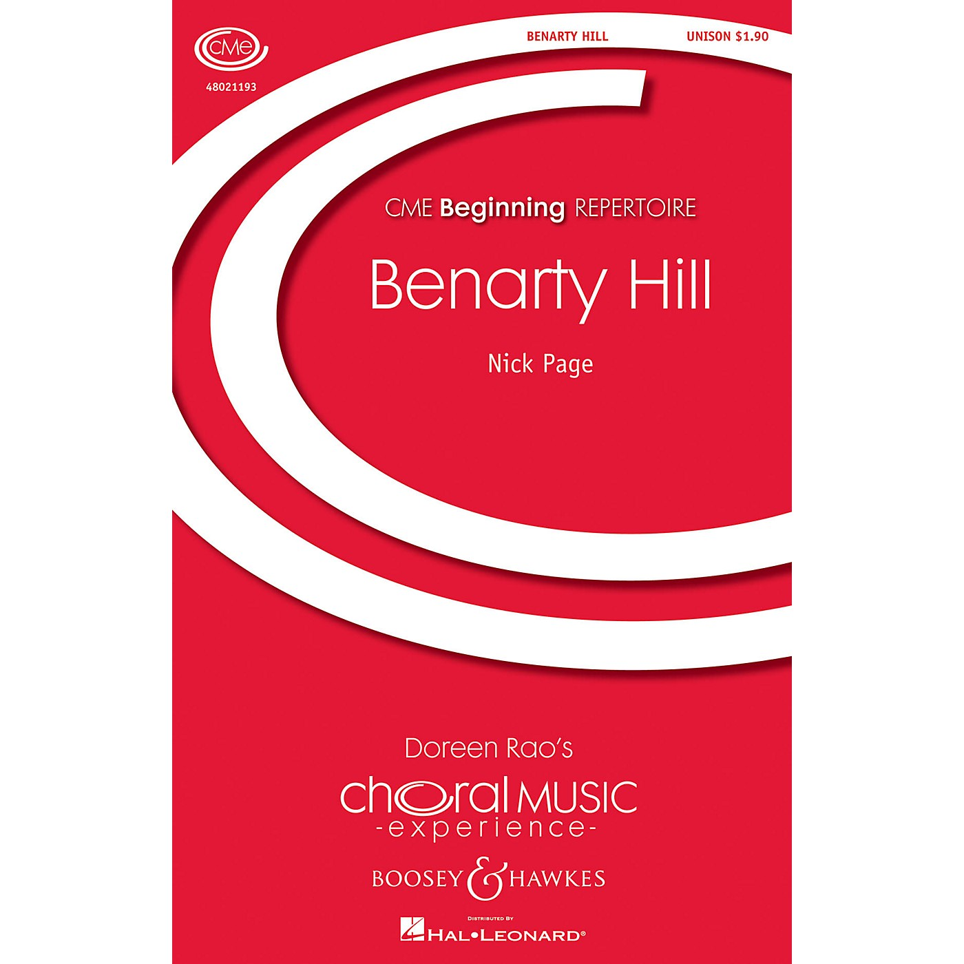 Boosey and Hawkes Benarty Hill (CME Beginning) UNIS composed by Nick Page thumbnail