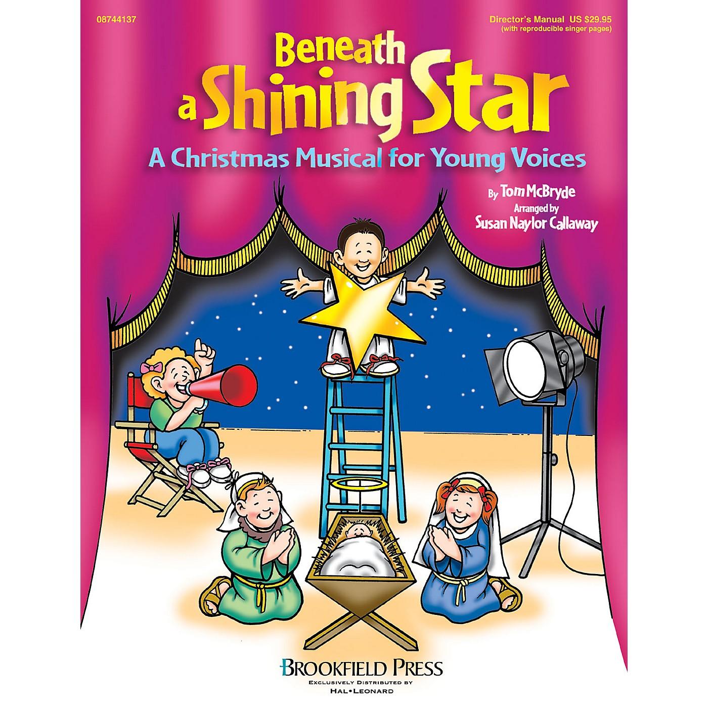 Brookfield Beneath a Shining Star CHOIRTRAX CD Composed by Susan Naylor Callaway thumbnail