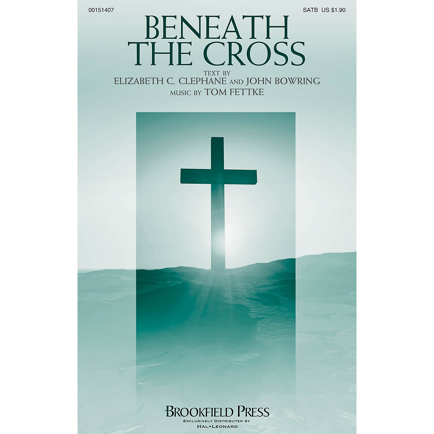 Brookfield Beneath the Cross SATB composed by Tom Fettke thumbnail