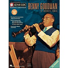 Hal Leonard Benny Goodman - Jazz Play-Along, Volume 86 (CD/Pkg.)