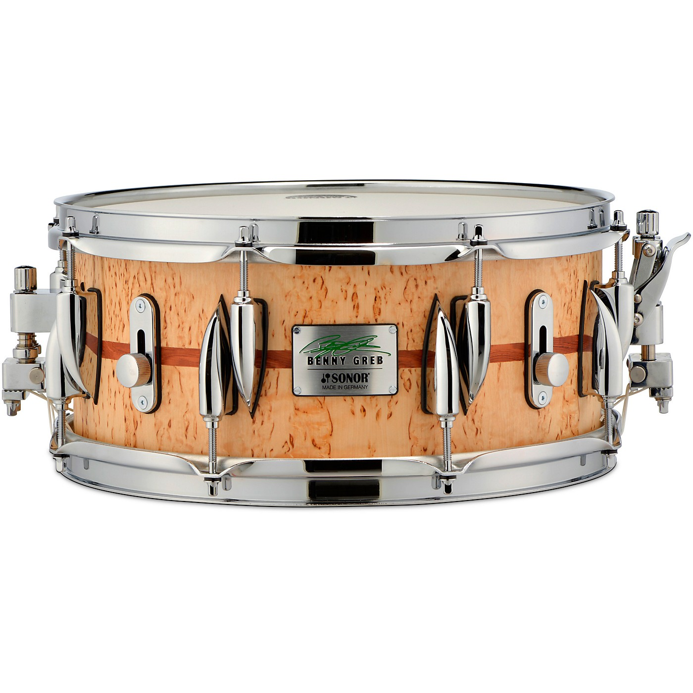 SONOR Benny Greb Signature Snare Drum thumbnail
