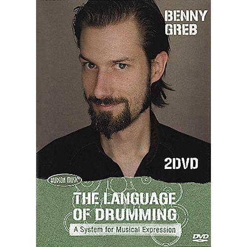 Hudson Music Benny Greb: The Language of Drumming 2-DVD Set-thumbnail
