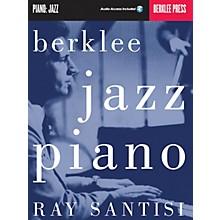 Berklee Press Berklee Jazz Piano Berklee Guide Series Softcover Audio Online Written by Ray Santisi
