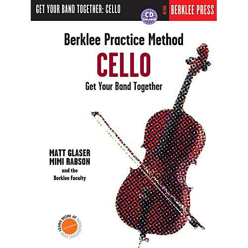Berklee Press Berklee Practice Method: Cello (Book/CD) thumbnail