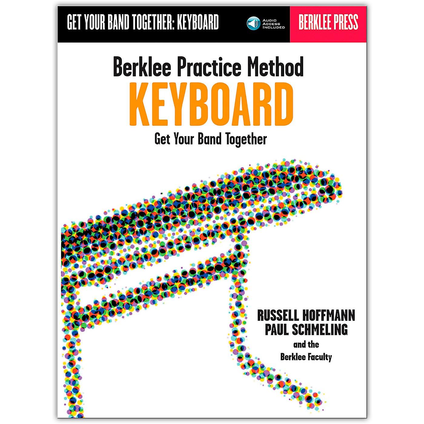 Hal Leonard Berklee Practice Method: Keyboard Book/Online Audio thumbnail