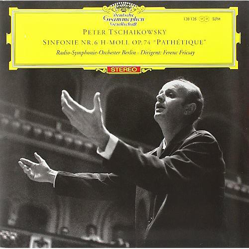 Alliance Berlin Radio Symphony Orchestra - Tchaikovsky: Sym No 6 thumbnail