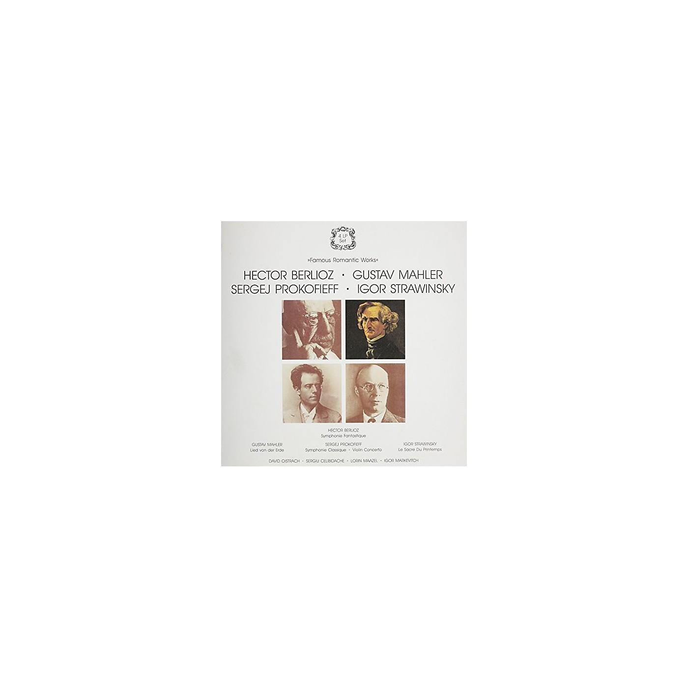 Alliance Berlioz - Famous Romantic Works thumbnail