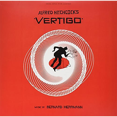Alliance Bernard Herrmann - Vertigo (Original Soundtrack) thumbnail