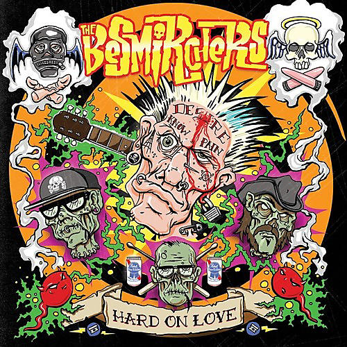 Alliance Besmirchers - Hard On Love thumbnail