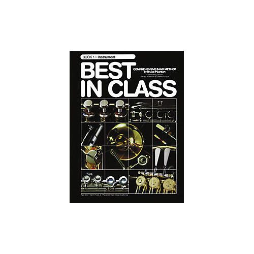 KJOS Best In Class 1 French Horn thumbnail