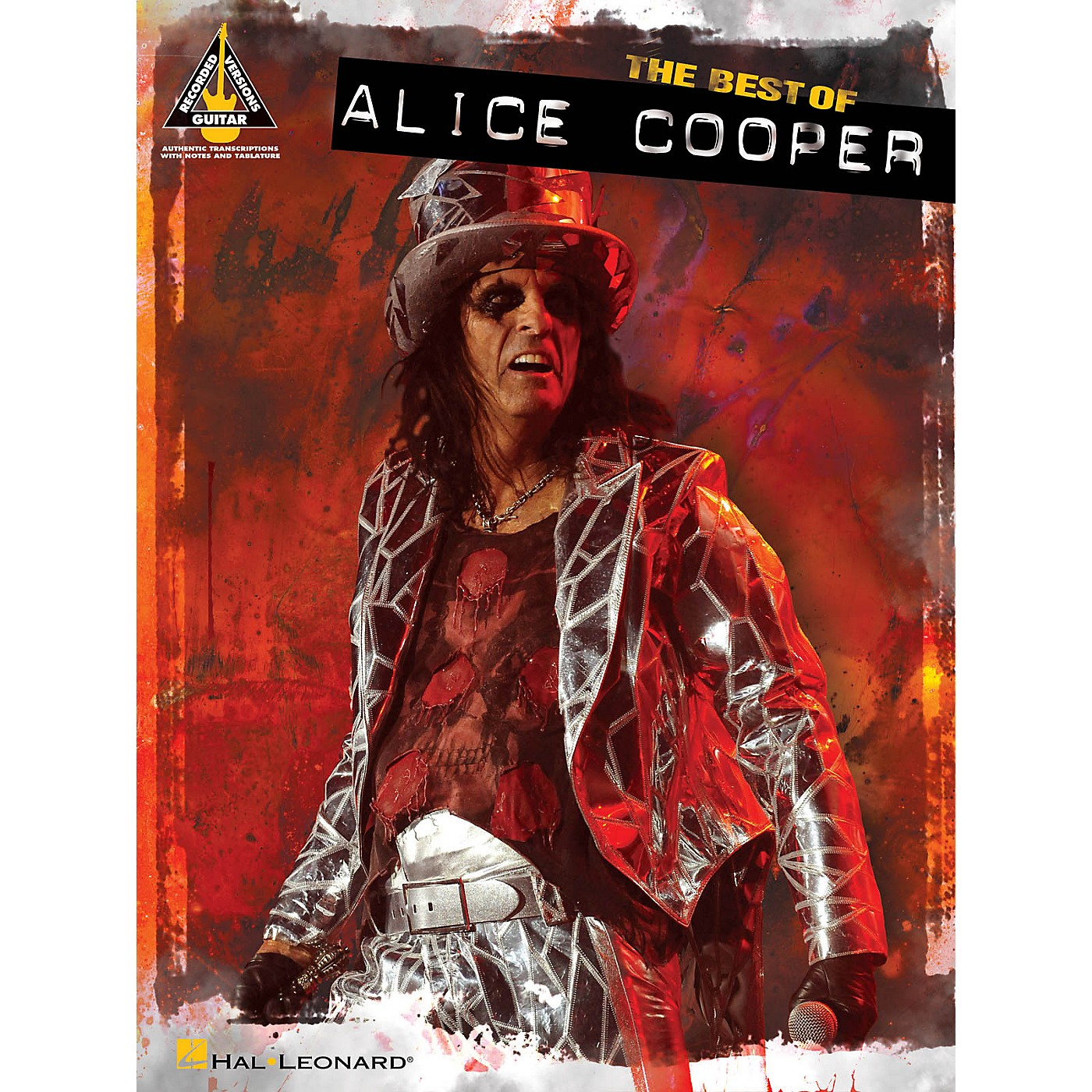 Hal Leonard Best Of Alice Cooper Guitar Tab Songbook thumbnail