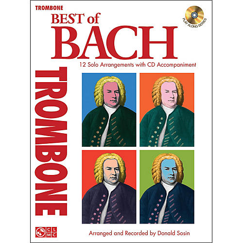 Cherry Lane Best Of Bach Trombone thumbnail