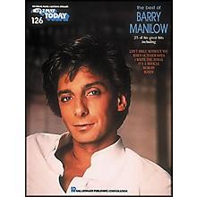 Hal Leonard Best Of Barry Manilow E-Z Play 126