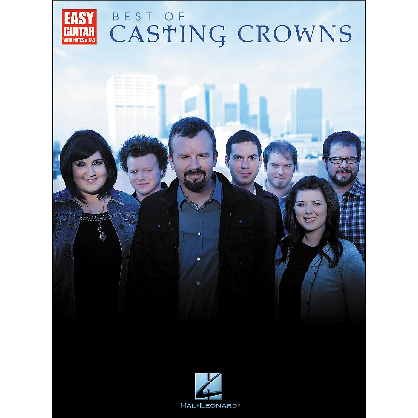 Hal Leonard Best Of Casting Crowns - Easy Guitar with Notes & Tab thumbnail