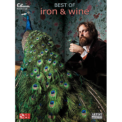 Cherry Lane Best Of Iron & Wine Easy Guitar With Tab thumbnail