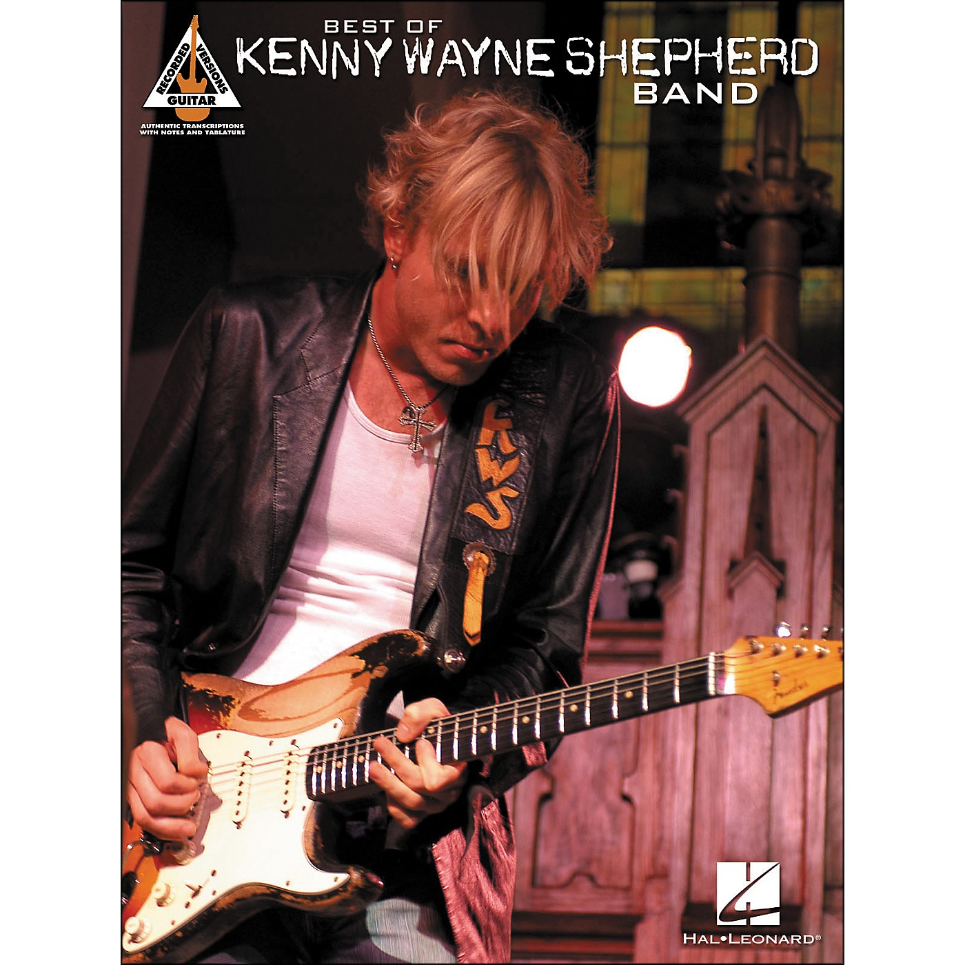 Hal Leonard Best Of Kenny Wayne Shepherd Band Tab Book thumbnail