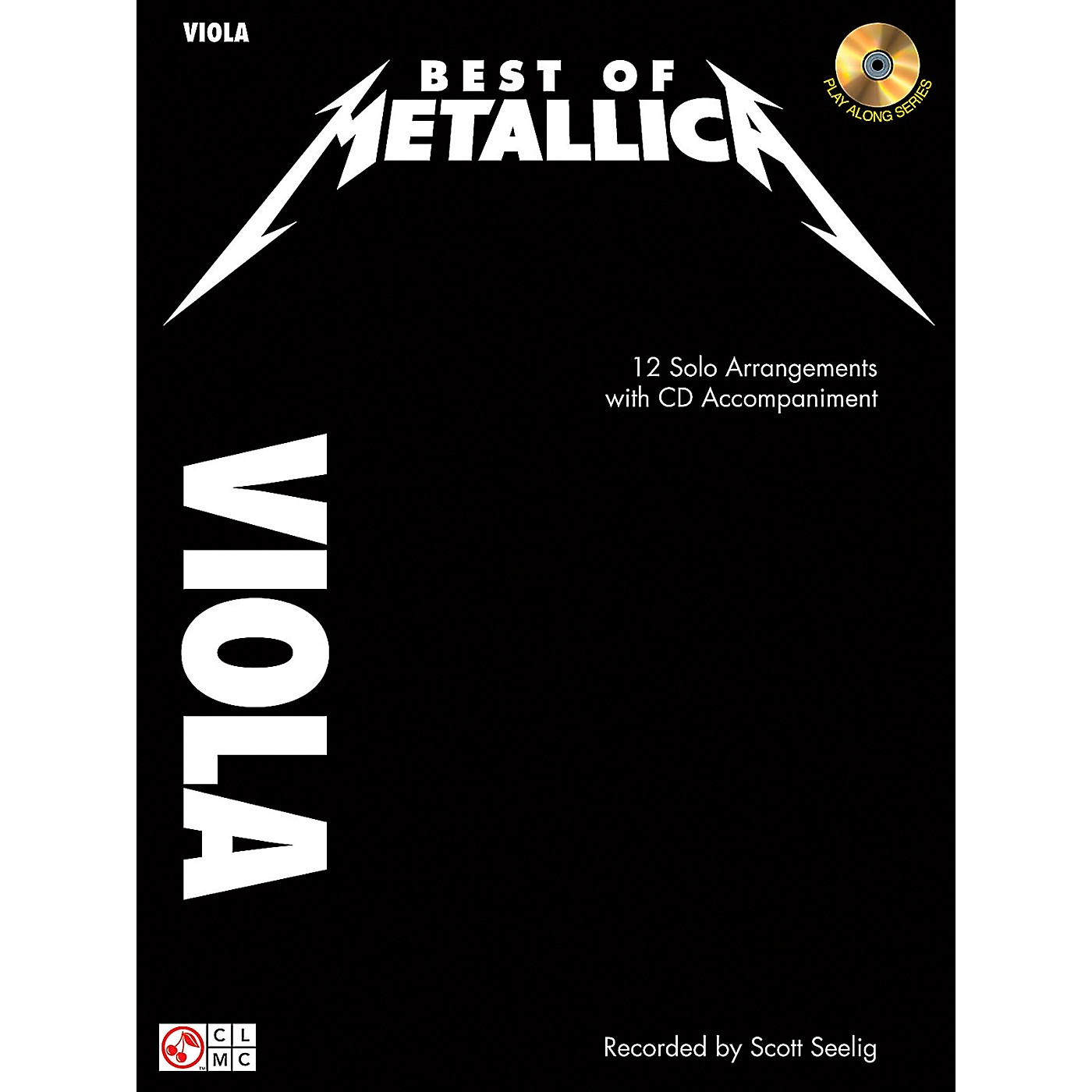 Cherry Lane Best Of Metallica Viola thumbnail
