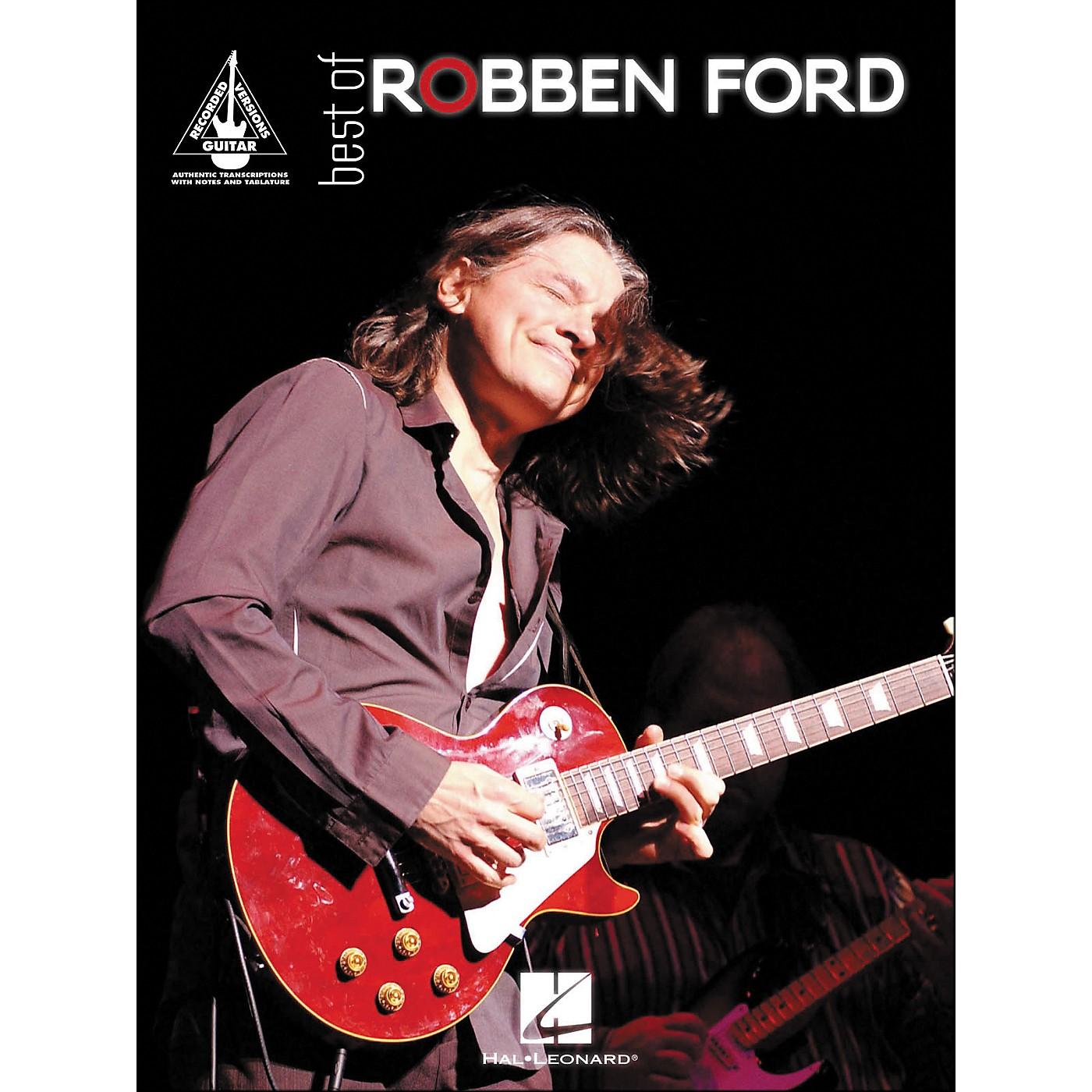 Hal Leonard Best Of Robben ford Tab Book thumbnail